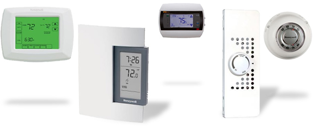 Find a large selection of thermostats, including programmable thermostats, WiFi thermostats, digital thermostats, and touchscreen thermostats, including brands such as Honeywell and Filtrete thermostats at The Home Depot.