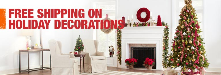 Christmas Decorations & Holiday Decorations