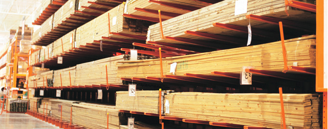 Find a large selection of wood, lumber and composite materials such as shingles, fences, decks, lattice, plywood, hardwood and bamboo at The Home Depot.