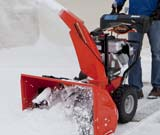 Snow Blowers at The Home Depot