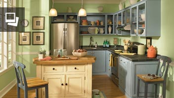 Kitchen Color Gallery