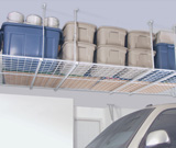Ceiling Mounted Storage