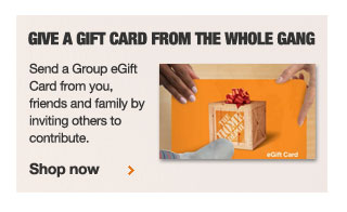Give a Gift Card from the whole gang