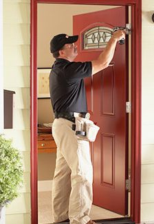 Door installation interior exterior front door - Home depot interior door installation cost ...