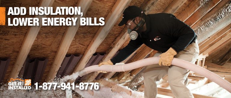 Save energy costs with quality insulation for your home