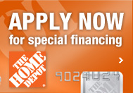 APPLY NOW for special financing