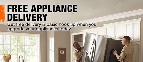 ENJOY EASY APPLIANCE DELIVERY AND INSTALLATION