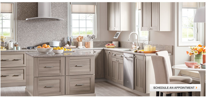 Martha stewart home depot and cabinets on pinterest for Martha stewart cabinets