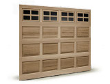 Classic Wood Garage Doors