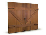 Custom & Limited Garage Doors