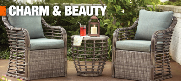 Garden Furniture East Bay hampton bay - ceiling fans, lighting, patio furniture & more