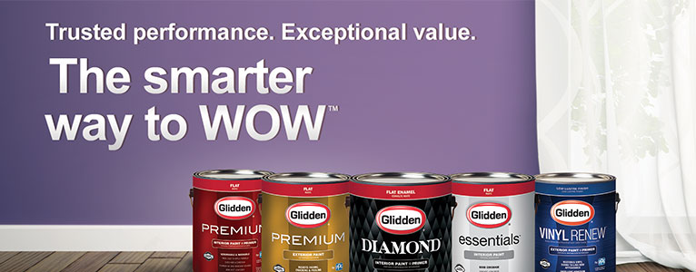 Smarter way to wowGlidden Paint Colors and Primers. Glidden Exterior Paint Color Chart. Home Design Ideas
