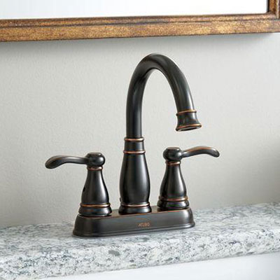Centerset Sink Faucets. Bathroom Sink Faucets at The Home Depot