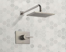 Shower Head & Faucet Combos