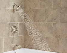 Shower Head, Faucet & Tub Combos