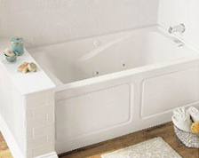 Bath Tubs, Showers & Whirlpools
