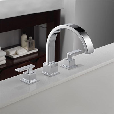 Roman Tub Faucets. Bathroom Faucets for Your Sink  Shower Head and Tub   The Home Depot