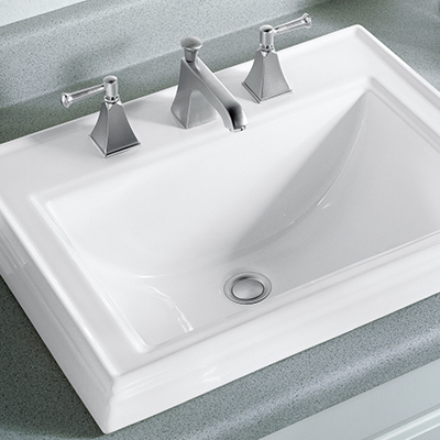 Drop in Sinks. Bathroom Sinks at The Home Depot