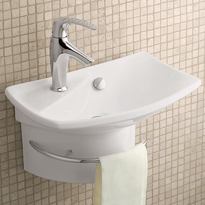 Wall Mounted Sinks. Bathroom Sinks at The Home Depot