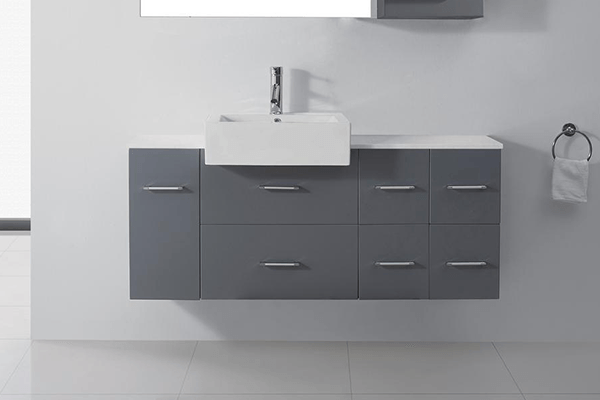 Modern Bathroom Vanities. Shop Bathroom Vanities   Vanity Cabinets at The Home Depot