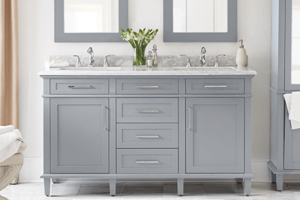 bathroom vanity set. Transitional Bathroom Vanities Shop  Vanity Cabinets at The Home Depot