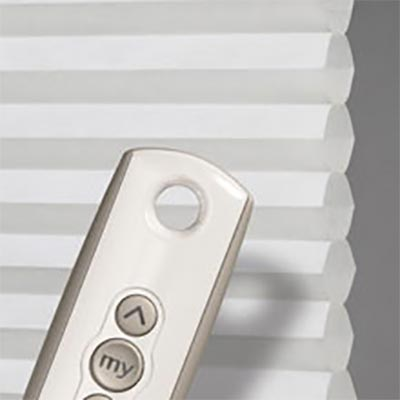Cellular shades and blinds for Motorized shades home depot