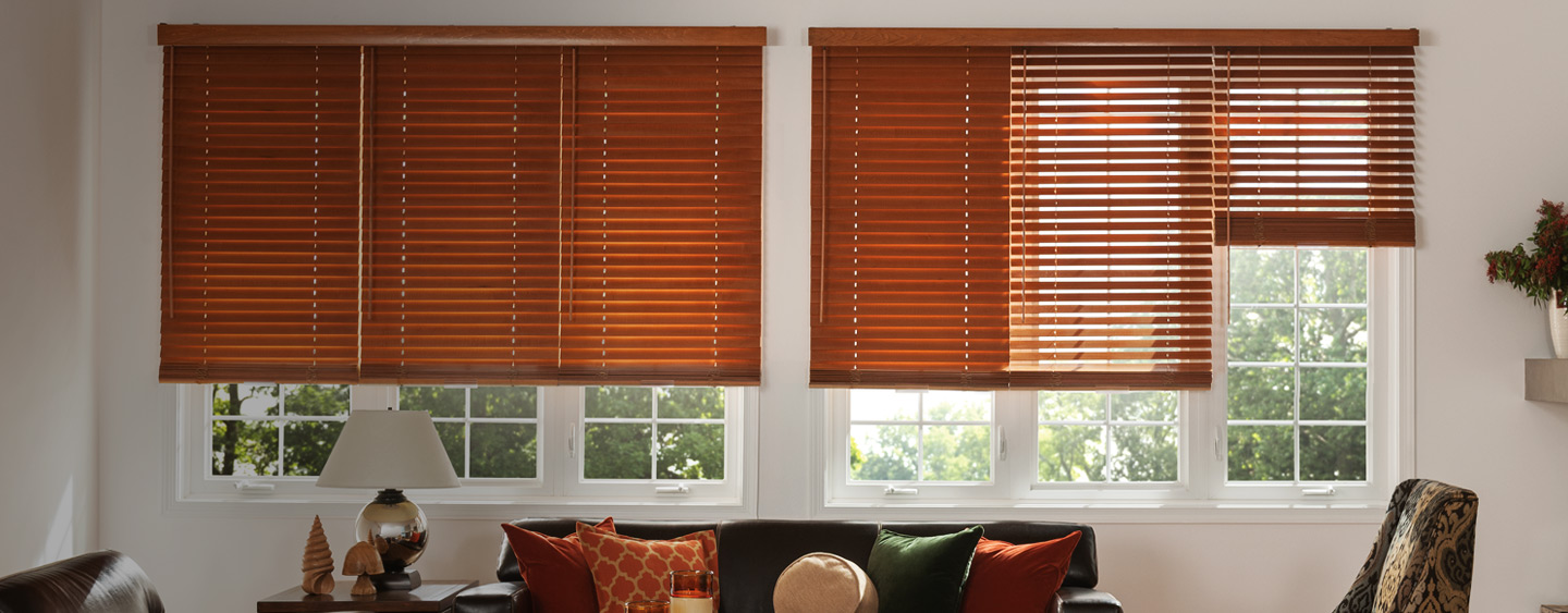 We Make Buying Blinds Easy