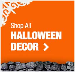Halloween decorations fall decorations at the home depot Halloween decorations home depot