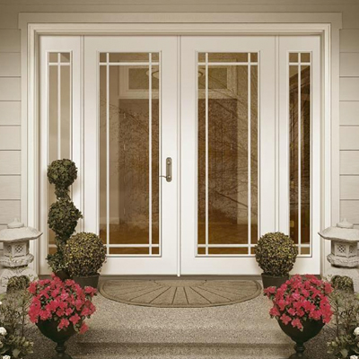 Exterior Glass Doors Amazing Exterior Doors At The Home Depot 2017