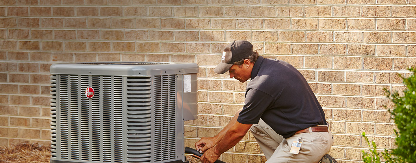 Heating venting and cooling at the home depot for Home heating installation