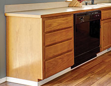 how to repaint cabinets kitchen cabinets at the home depot 17353