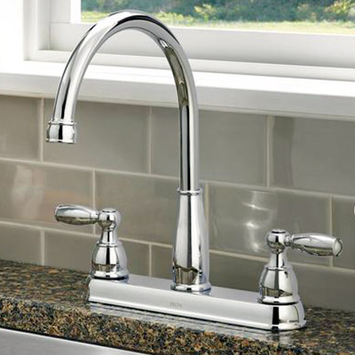 homedepot kitchen faucets kitchen faucets at the home depot 12393