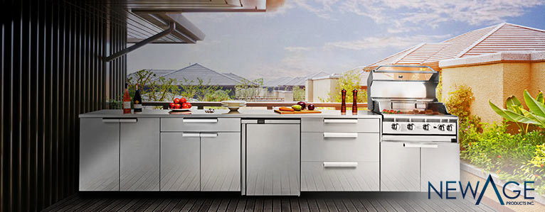 CREATE A WEATHER TIGHT KITCHEN