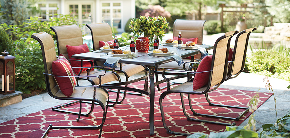 Patio Dining Collections Gallery At The Home Depot