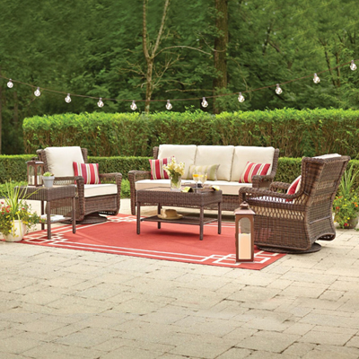 Nice Patio Conversation Sets Inside Home Depot Patio