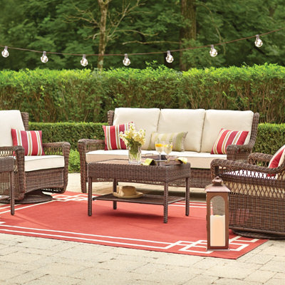 Outdoor Lounge Furniture Ideas Home Depot Patio