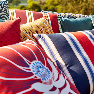 Shop Outdoor Cushions & Pillows