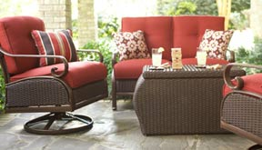 Patio Furniture  Home Depot Patio