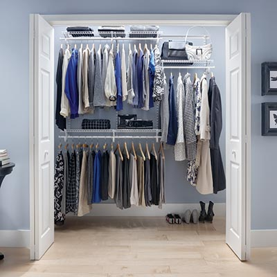 wire closet systems - Closet Designs Home Depot