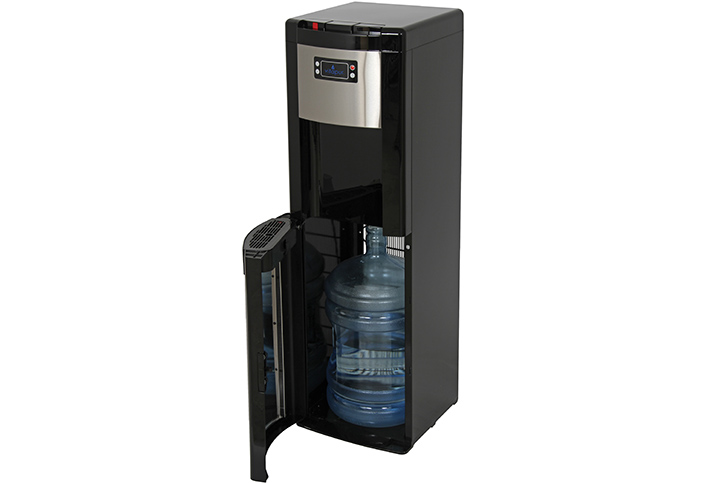 Installing Hot and Cold Water Dispensers at The Home Depot