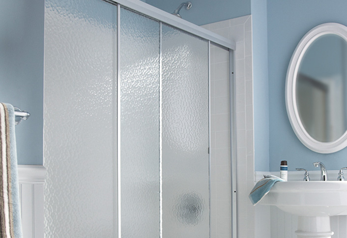 Choosing the Right Shower Door at The Home Depot