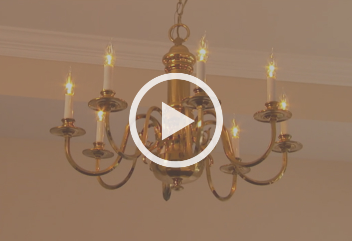 How To Install A Light Fixture. Replacing ...