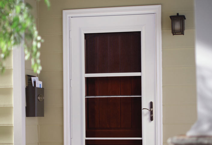 Installing a Storm Door & Guide to Installing a Storm Door at The Home Depot pezcame.com