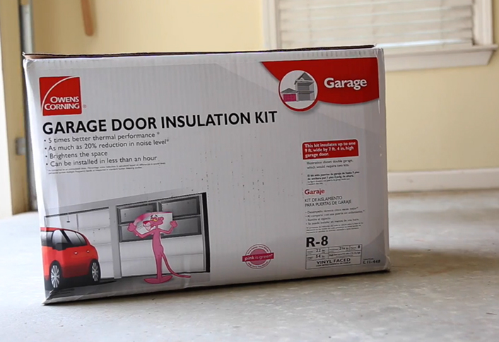 Garage Door Insulation At The Home Depot