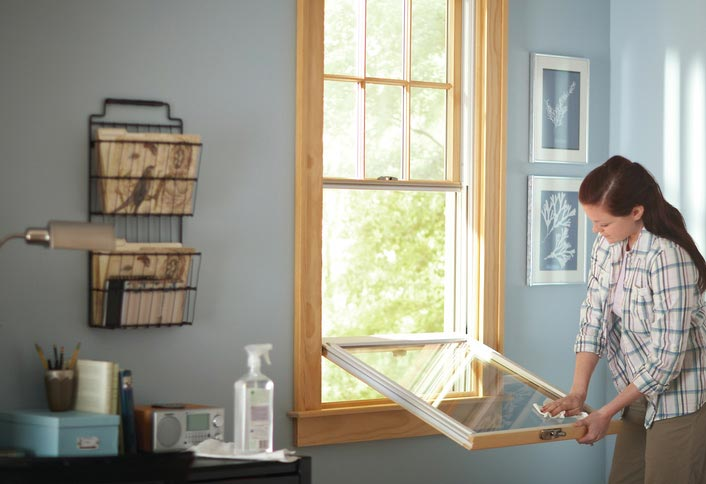 Glass window installation how to guide at the home depot for Home depot door replacement