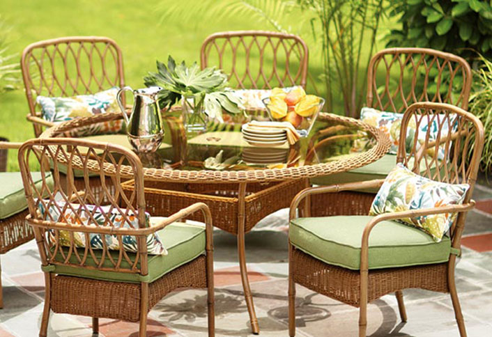 Patio Furniture   Buying Guide  Home Depot Patio
