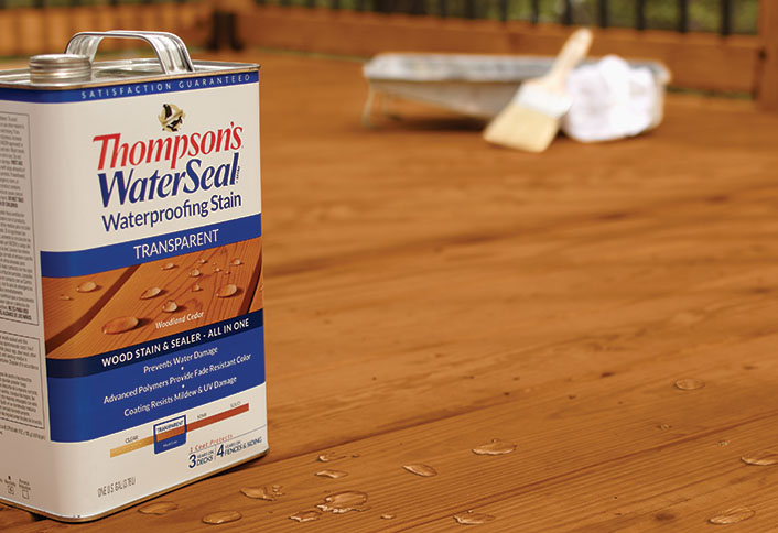 Exterior Sealers   Exterior SealersTypes of Exterior Sealers and Usage at The Home Depot. Exterior Wood Deck Sealer. Home Design Ideas