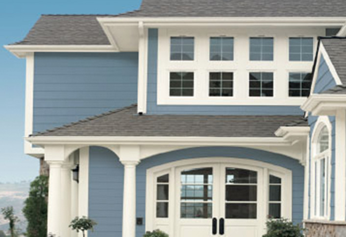 Sensational Exterior Paint Colors And Ideas At The Home Depot Largest Home Design Picture Inspirations Pitcheantrous