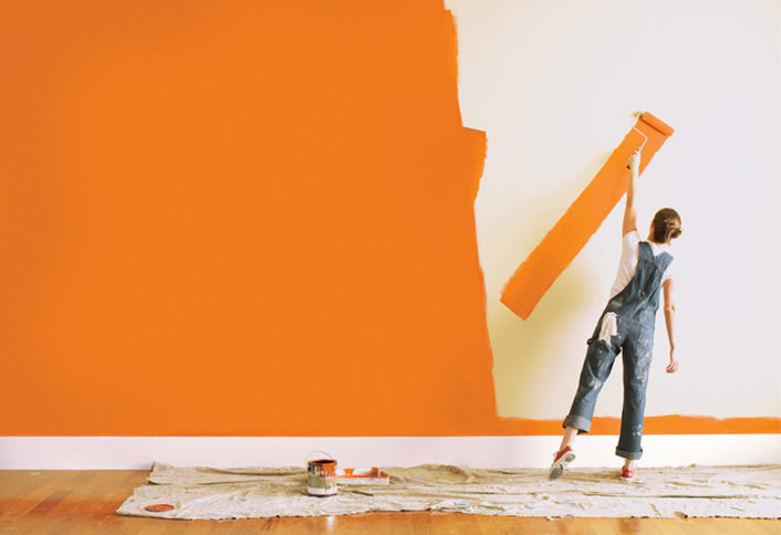 Interior Painting Tips At The Home Depot