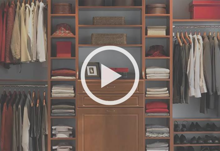 closet organization buying guide - Closet Designs Home Depot